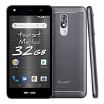 "Smartphone Positivo Twist S531 32GB Quad Core 3G Dual Chip Android 8.0 8MP 5.2"" - Cinza"