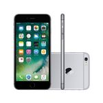 "iPhone 6s Plus 16GB Cinza Espacial, Tela 5,5"" com 3D Touch, Touch ID, Câmera iSight 12M - Appl"